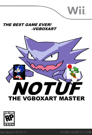 Notuf: The VGBOXART Hero box art cover