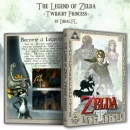 The Legend of Zelda : Twilight Princess Box Art Cover