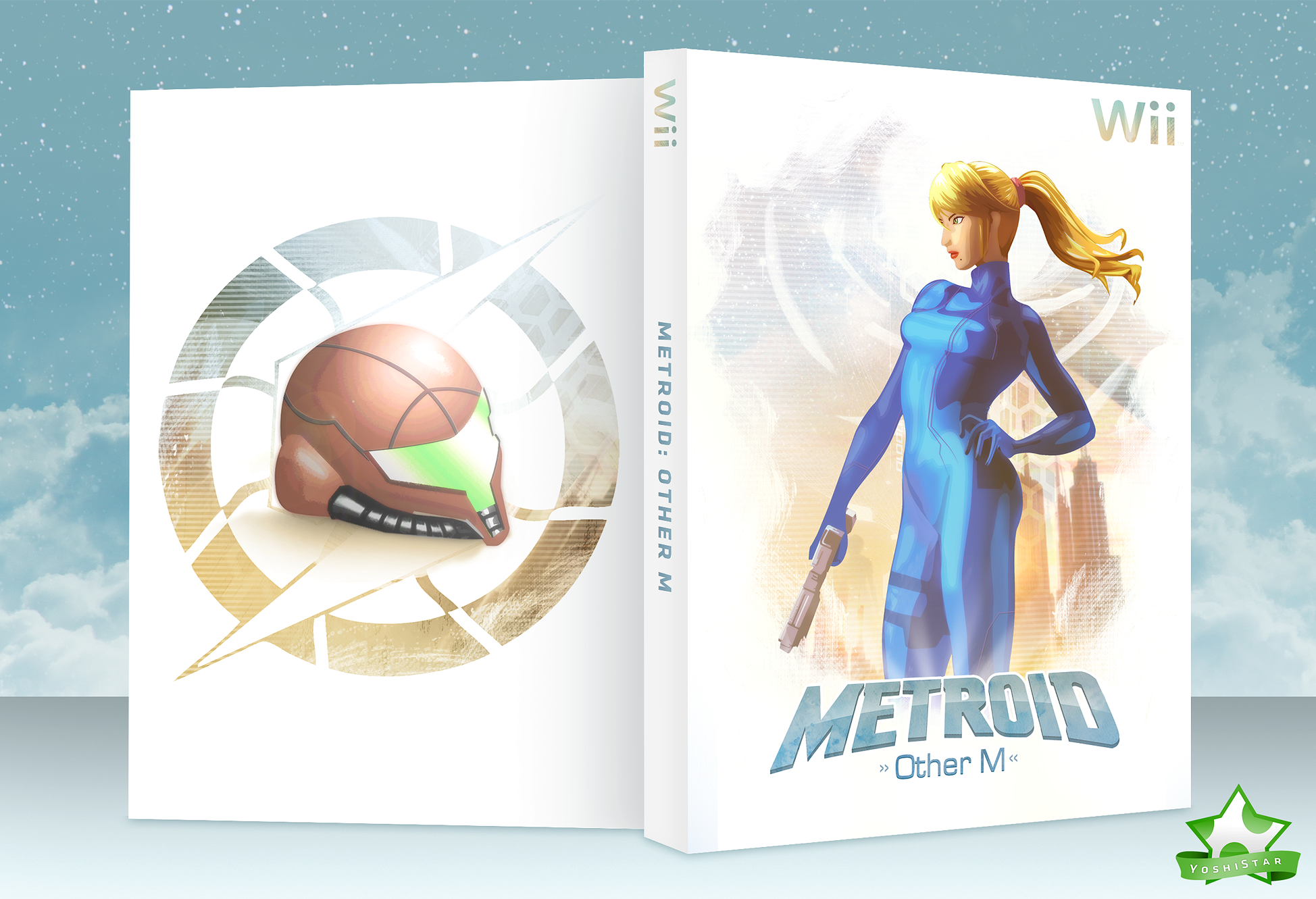 Metroid: Other M box cover