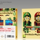 Mario & Luigi RPG: Moustache Mayem Box Art Cover