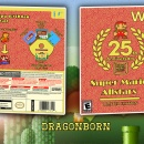 Super Mario Allstars 25th Aniversary Edition Box Art Cover