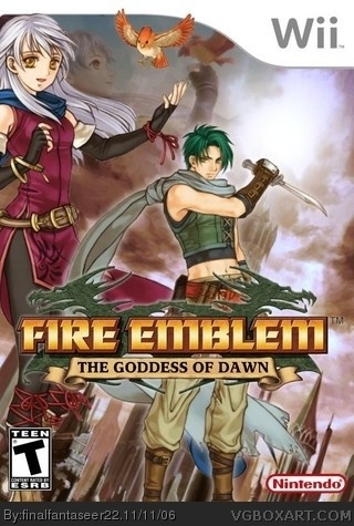 NGamer Issue 9 5126-fire-emblem-the-goddess-of-dawn