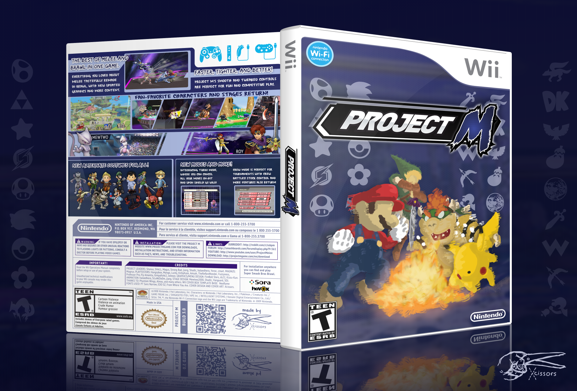 project m brawl Note that this guide is made for project m versions 2  since people frequently  ask for instructions on getting brawl mods working, i decided to.