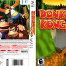 Donkey Kong 64 Wii Box Art Cover
