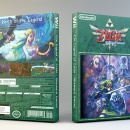 The Legend of Zelda : Skyward Sword Box Art Cover