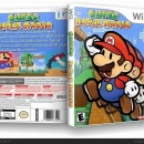 Super Paper Mario Box Art Cover