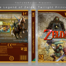 The Legend of Zelda: Twilight Princess Box Art Cover