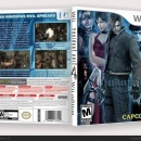 Resident Evil 4: Wii Edition Box Art Cover