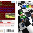 Super Mario Bikers Box Art Cover