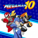 Mega Man 10 Box Art Cover