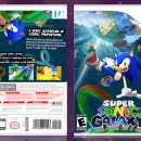 Super Sonic Galaxy Box Art Cover
