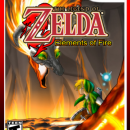 The Legend of Zelda: Elements of Fire Box Art Cover