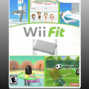 Wii Fit Box Art Cover