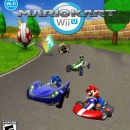 Mario Kart Wii U Box Art Cover