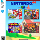 Nintendo HD Classics: Nintendo 64 Vol. 1 Box Art Cover