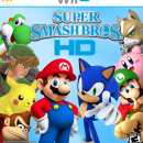 Super Smash Bros. HD Box Art Cover