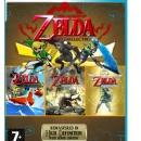 The Legend of Zelda HD Collection Box Art Cover