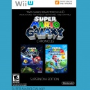 Super Mario Galaxy Chronicles Box Art Cover