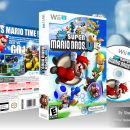 New Super Mario Bros U Box Art Cover