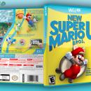 New Super Mario Bros. U Box Art Cover