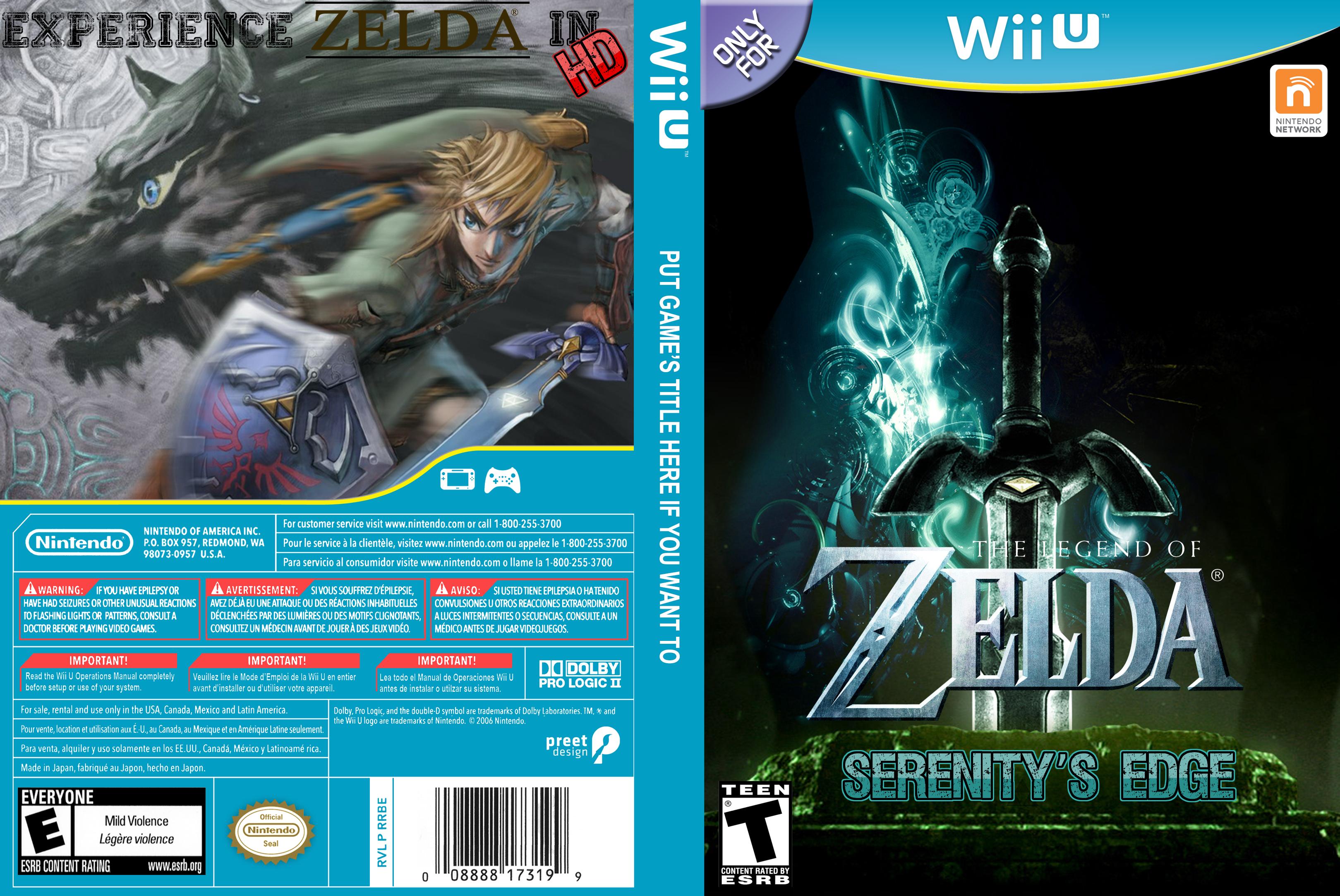 Wii U Boxarts De Games Do Wii U