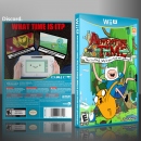 Adventure Time: Hey Ice King! W'DYSOG?! Box Art Cover