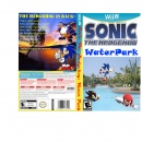 Sonic WaterPark Box Art Cover