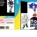 Sonic Heroes 2 Box Art Cover