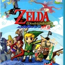 The Legend Of Zelda - The Wind Waker HD Box Art Cover
