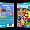 Mario Party 10 Box Art Cover
