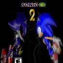 Sonic CD 2 Box Art Cover