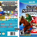 Super Smash Bros. Kart Box Art Cover