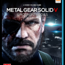 Metal Gear Solid V: Ground Zeroes Box Art Cover