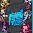 My Little Pony: Fighting is Magic Box Art Cover