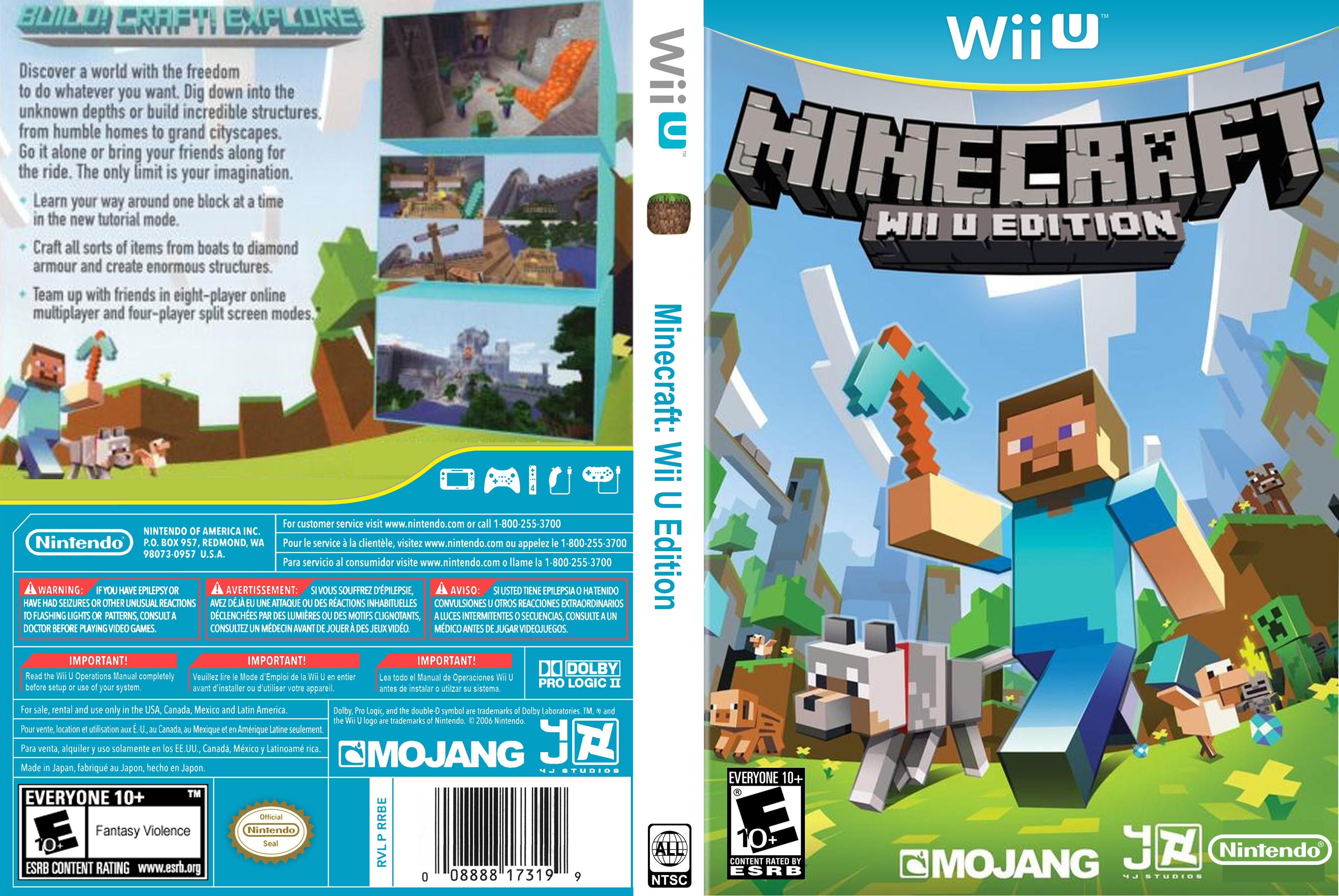 Minecraft Wii U World Size Seatledavidjoelco - Maps fur minecraft wii u