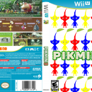 Pikmin 3 Box Art Cover