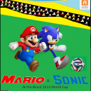 Mario & Sonic at the Brazil 2014 World Cup Box Art Cover