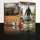 Assassin's Creed IV Black Flag Box Art Cover