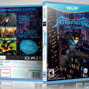 Nightwing - The Game Box Art Cover
