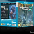 Xenoblade Chronicles X Box Art Cover