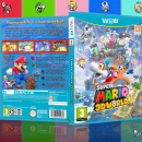 Super Mario 3D World Box Art Cover