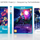 Metroid: Project_U Box Art Cover