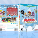 Paper Mario: The Forgotten Kingdom Box Art Cover