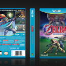 The Legend of Zelda: Metroid Invasion Box Art Cover