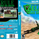 The Legend of Zelda: Grass Shield Box Art Cover