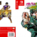 JoJo's Bizarre Adventure All-Star Battle Box Art Cover