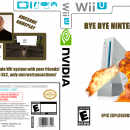 Nintendo Wii EXPLOSION Box Art Cover