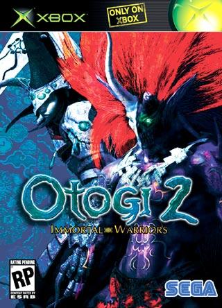 Xbox » Otogi 2: Immortal Warriors Box Cover