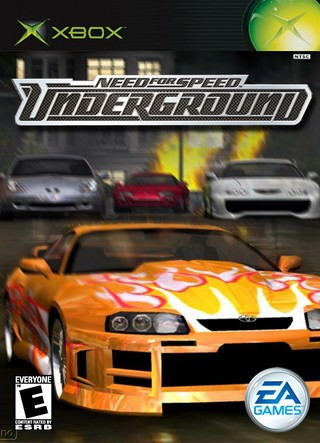 gallery for need for speed underground xbox. Black Bedroom Furniture Sets. Home Design Ideas