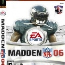 Madden 2006 Box Art Cover